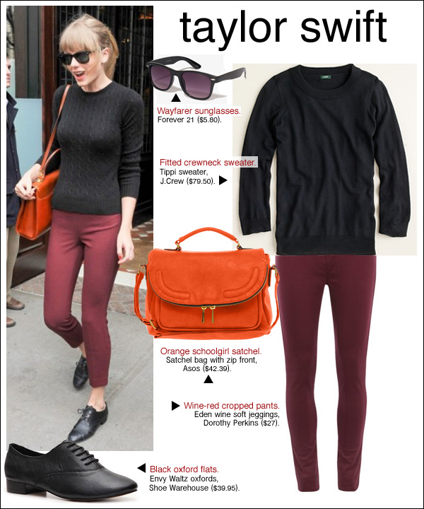 taylor swift style, taylor swift red, taylor swift new york