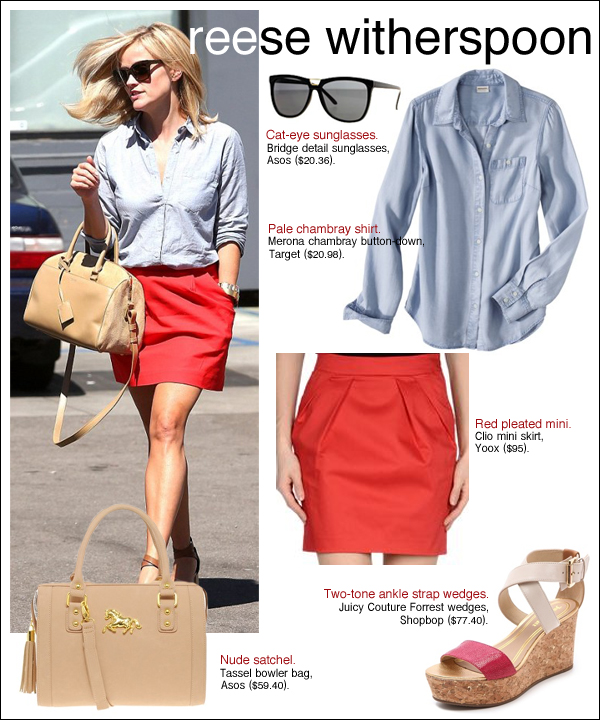 reese witherspoon style, reese witherspoon salon, reese witherspoon bag