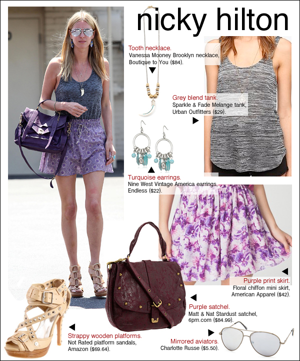 nicky hilton style, nicky hilton mulberry