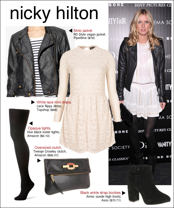 nicky hilton rust and bone, nicky hilton style, nicky hilton nyc
