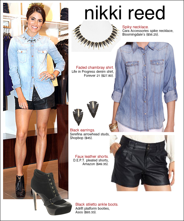 nikki reed style, nikki reed 7 for all mankind, nikki reed jewelry